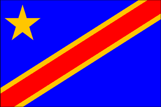 state flag People's Republic of the Congo