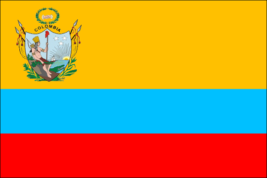 image flag Gran Colombia