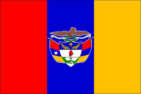 state flag New Granada