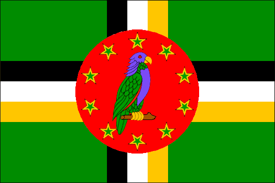 image flag Commonwealth of Dominica