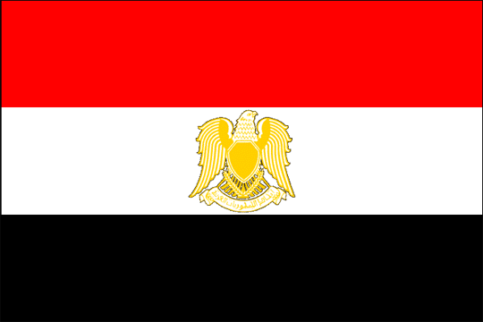 image flag Arab Republic of Egypt