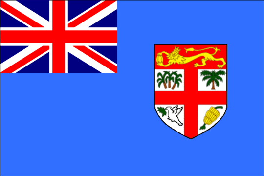 Republic of the Fiji Islands its brief history flags emblems