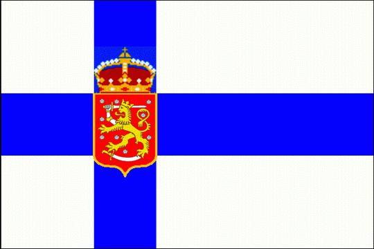 Государство Королевство Финляндия, его краткая история, флаги ...