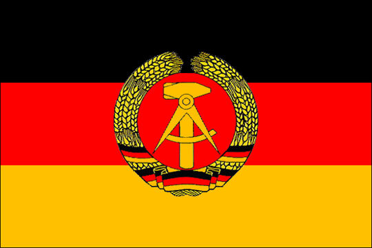 state flag German Democratic Republic