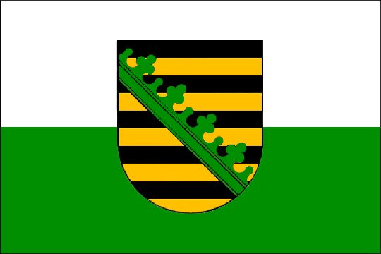 state flag Kingdom of Saxony