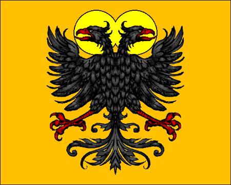 state flag Holy Roman Empire