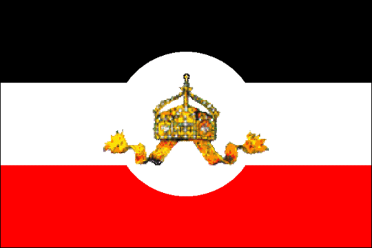 state flag German Empire