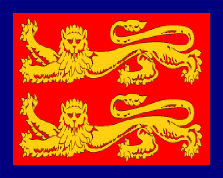 state flag Bailewick of Guernsey