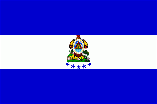 image flag Republic of Honduras