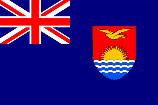 state flag Gilbert and Ellice Islands