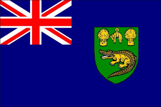 state flag Basutoland