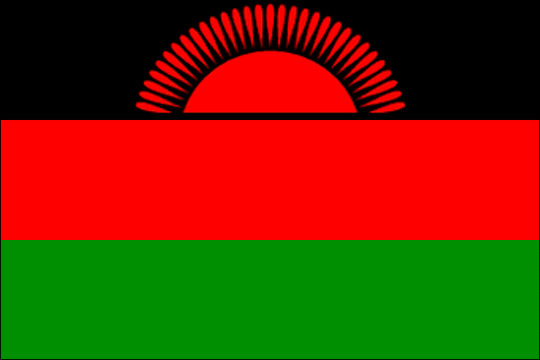image flag Republic of Malawi