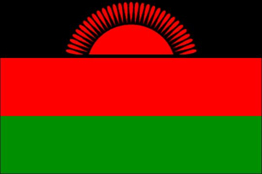 image flag Republic of Malawi