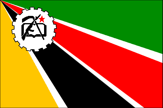 image flag Republic of Mozambique