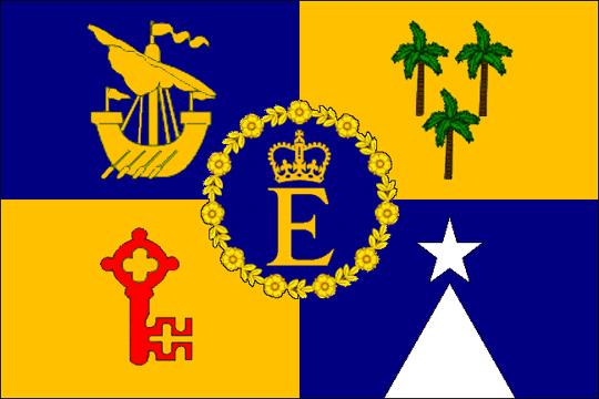 state flag Mauritius