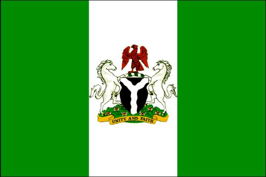 image flag Federal Republic of Nigeria