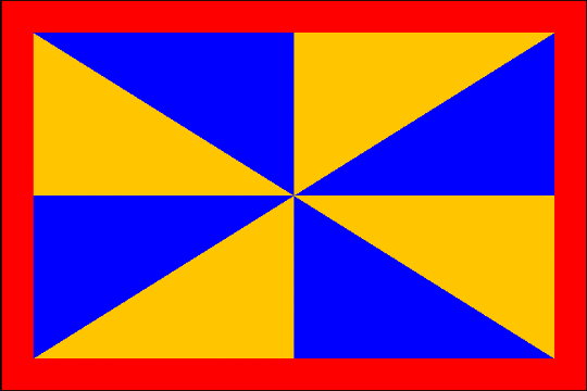 state flag Duchy of Parma, Piacenza and Guastalla
