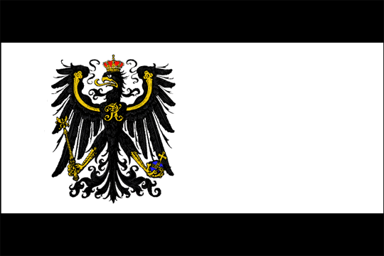 state flag Kingdom of Prussia