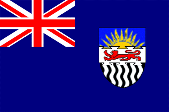 state flag Federation of Rhodesia and Nyasaland