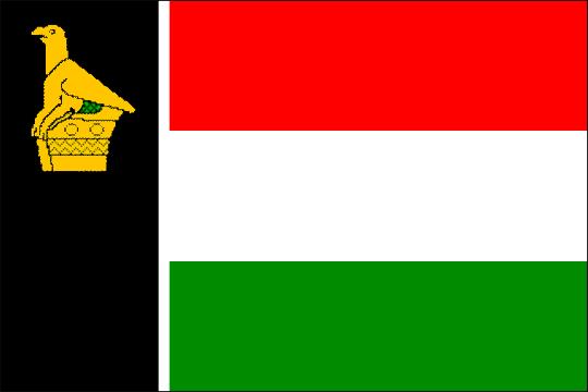 state flag Republic of Zimbabwe-Rhodesia