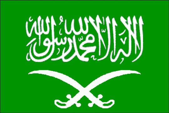 image flag Kingdom of Saudi Arabia