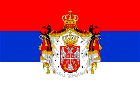 image flag Kingdom of Serbia