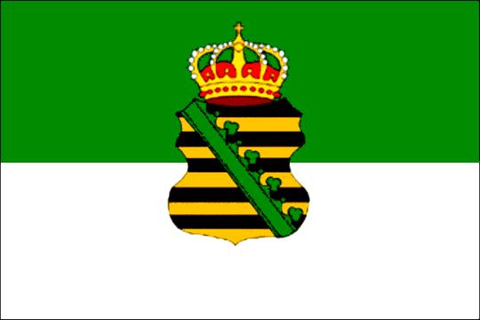state flag Duchy of Saxe-Altenburg