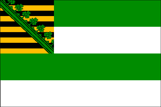state flag Saxe-Coburg and Gotha