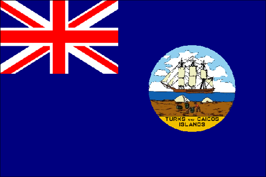 image flag Turks and Caicos Islands