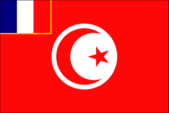 state flag Tunisua