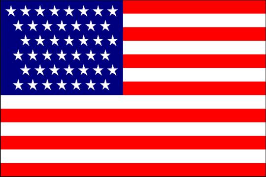 флаг южной америки