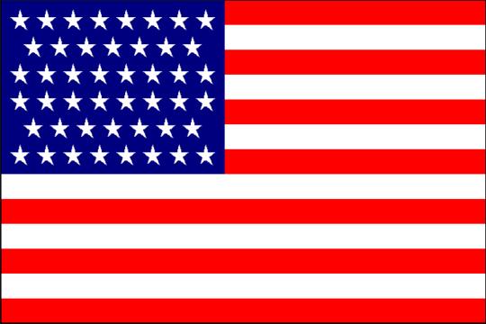 image flag United States of America