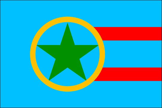 state flag Kingdom of Tanna