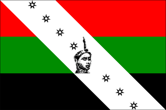 state flag Yoruba