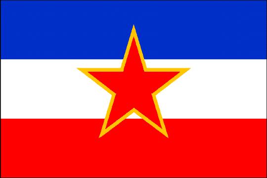 state flag Socialist Federal Republic of Yugoslavia
